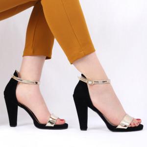Sandale pentru dame cod SDD4 Gold