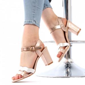 Sandale pentru dame cod Z06 Pink