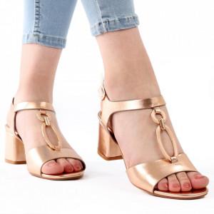 Sandale pentru dame cod Z08 Rose
