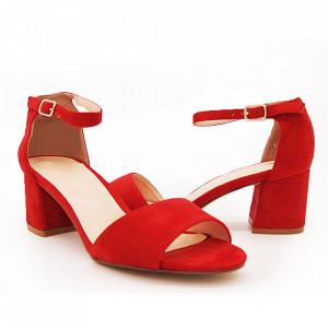 Sandale Roşii Cod L105