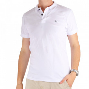 Tricou pentru bărbați Cod 4002 White