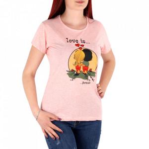 Tricou pentru dame cod TT1 Pink