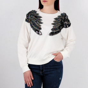Bluză Maryjane White