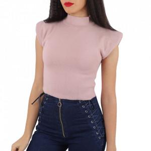 Bluză pentru dame cod 0707 Pink