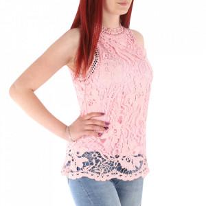 Bluză pentru dame cod DNT89 Pink