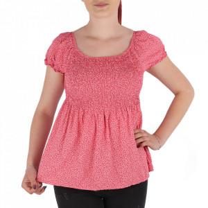 Bluză pentru dame tip cămășuță cod 31065 Pink