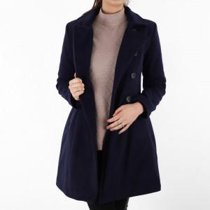 Palton Alicia Bleumarin