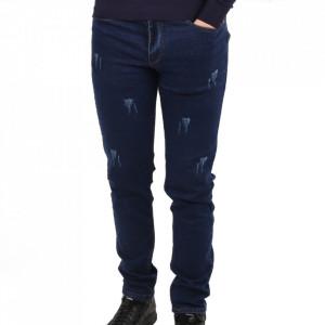 Pantaloni de blugi pentru bărbați cod BLG4-001