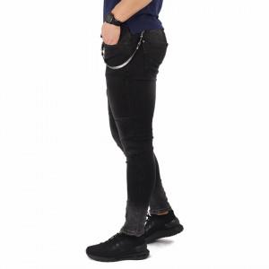 Pantaloni de blugi pentru bărbați cod P5588 Negru