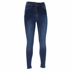 Pantaloni de blugi pentru dame cod 2014 Albaștri