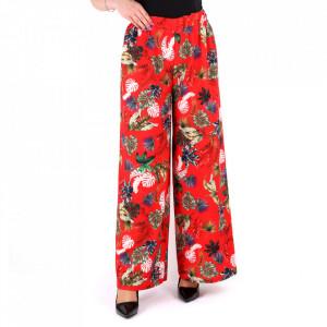 Pantaloni pentru dame cod P2917 Red