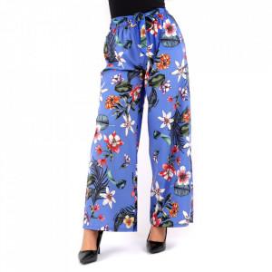 Pantaloni pentru dame cod P961 Blue