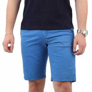 Pantaloni scurți pentru bărbați cod P2259 Blue