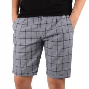 Pantaloni scurți pentru bărbați cod W-7168 Blue