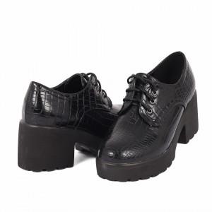 Pantofi Clara Black