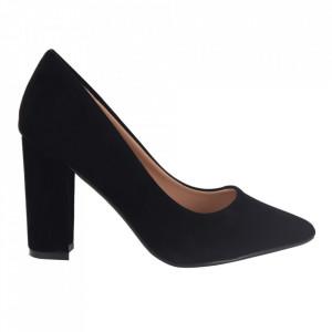 Pantofi cu toc 920-19 Black