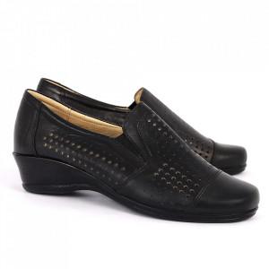 Pantofi din piele naturală Cod 14453