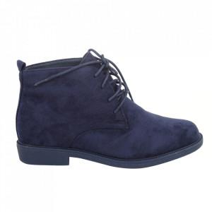 Pantofi pentru dame cod A-26 Blue