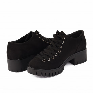 Pantofi pentru dame cod D50081 Negri
