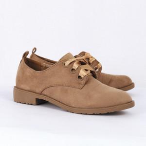 Pantofi pentru dame cod LL86 Kaki