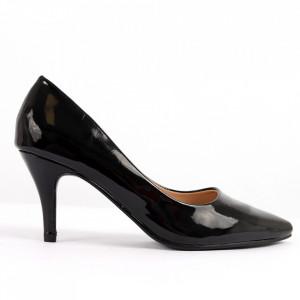 Pantofi pentru dame cod SA17-67 Black