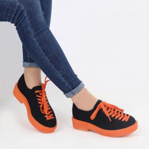 Pantofi pentru dame cod XH-08 Orange