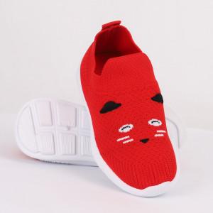Pantofi sport cod CP76 Roși