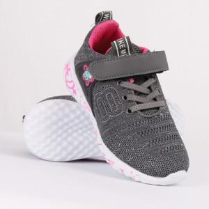 Pantofi sport cod F5AD Gri