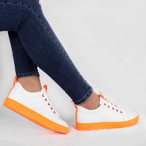 Pantofi sport Iris Orange Neon