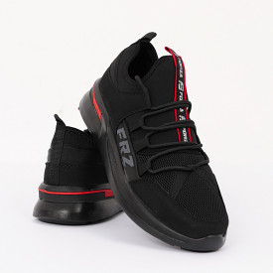 Pantofi Sport Jeremy Negru