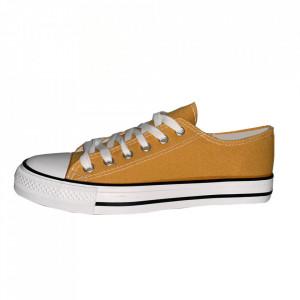 Pantofi Sport pentru bărbați albaștri cod 86 Khaki