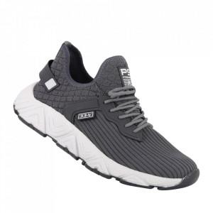 Pantofi sport pentru bărbați cod 041-41 Grey