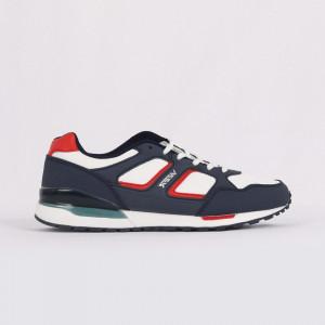 Pantofi Sport pentru bărbați cod 1629-2 Albastri