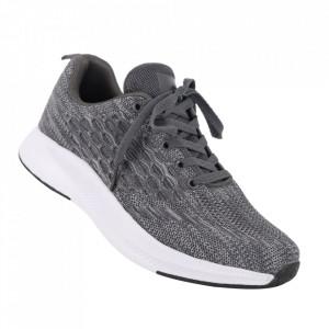 Pantofi sport pentru bărbați cod AL07-4 D. Grey