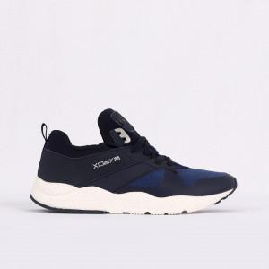 Pantofi Sport pentru bărbați cod AXA7106-2 Albastri