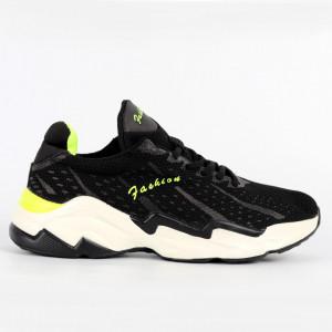 Pantofi Sport pentru bărbați cod B125 Black