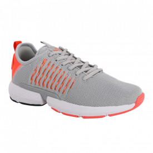 Pantofi sport pentru bărbați cod Y25 Grey/Orange