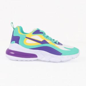 Pantofi Sport pentru dame cod F26-3 White/Purple