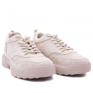 Pantofi Sport pentru dame cod FY212 Bej