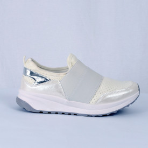 Pantofi Sport pentru dame Cod X-9700 Albi