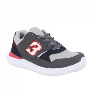 Pantofi sport pentru femei cod H21 Grey