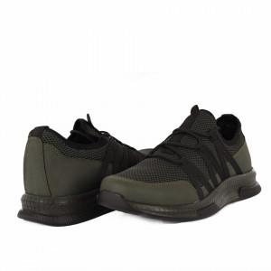 Pantofi Sport Samuel Khaki
