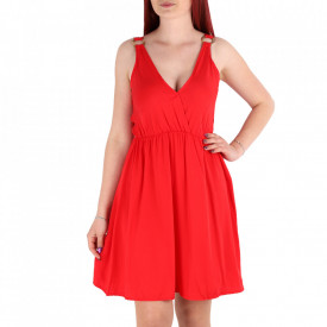 Rochie de vară cod 3795 Red