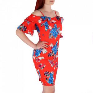 Rochie de vară cod PPR2266 Red