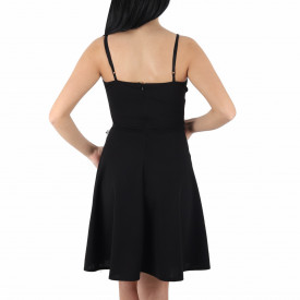 Rochie Liva - Rochie elegantă cu material dantelat, pune-ți silueta în evidență și atrage toate privirile - Deppo.ro