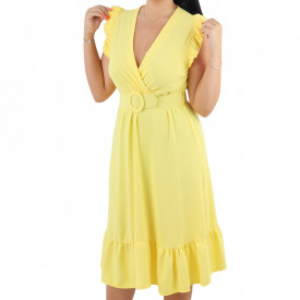 Rochie Losa Yellow