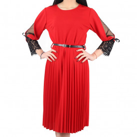 Rochie Penelope Red