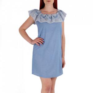 Rochie pentru dame cod RH10 Blue