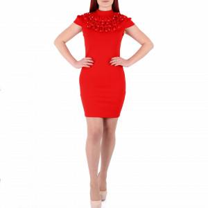 Rochie Tess Red