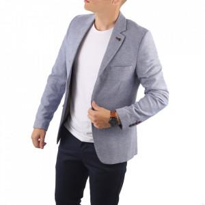 Sacou CNR 97 - Ideal pentru o ținută casual de zi care poate fi purtat atât cu cămașă cât și cu helancă Compoziție: 85% bumbac, 15% polyester - Deppo.ro
